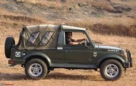 jeep maruti gypsy