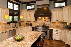 travertine kitchen backsplash travertine kitchen backsplash transitional with island square