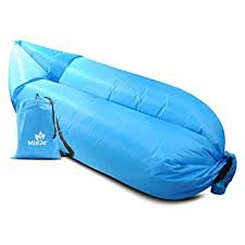 Air Filled Sofa by Amazon Com Mieje Inflatable Lounger Air Filled Balloon Furniture