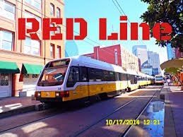 dallas red light district dallas dart red line super light rail to parker road