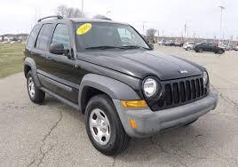 2005 jeep liberty safety rating 2005 jeep liberty sport 4x4 p10174b