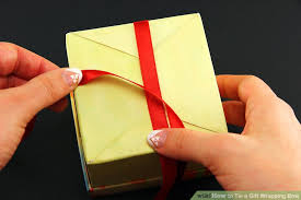gift wrapping bows how to tie a gift wrapping bow 6 steps with pictures wikihow