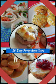 10 easy party appetizers easy party appetizers party appetizers