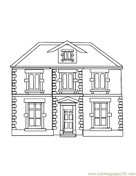 coloring pages houses 276 best coloring pages houses buildings tree houses