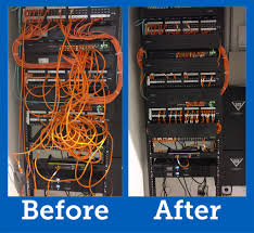 wall mounted cable management system helpful strategies for proper rack cable management rack solutions