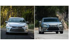 lexus vs lexus vs toyota worth the upgrade u s report