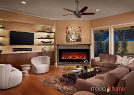 Wall Mounted Fireplaces Electric by 12 Best Wall Mount Electric Fireplace Reviews Nov 2017 Updated