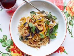 bangkok mall pasta recipe kris yenbamroong food u0026 wine