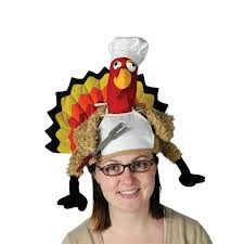 turkey hat plush chef turkey hat partycheap