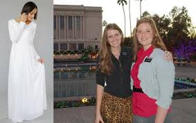 runway model creates high end lds temple dresses u2013 latter day pearls
