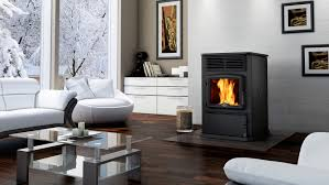 furniture fireplace insert pellet stoves for sale with black