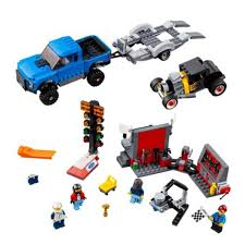 lego ford raptor ford f 150 raptor et le bolide ford lego speed champions 75875