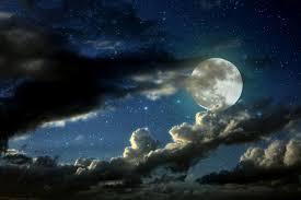 moon clouds wallpaper 1 jpg 4000 2667 artistic