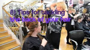 lesson plan for teaching how to blowdry hair blow dry lessons at voodou liverpool youtube