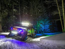 Ford Raptor With Tracks - ken block and his raptortrax moto networks