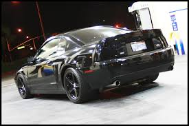 2004 Mustang Cobra Black Fs 03 Cobra Black On Black Svtperformance Com