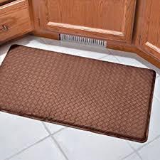 Padded Kitchen Mat Antifatigue Kitchen Mat Novaform 20x42 Relieves Discomfort On