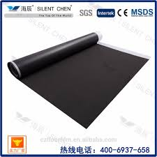 Gold Underlay For Laminate Flooring Flooring Underlayment Foam With Aluminum Foil Flooring