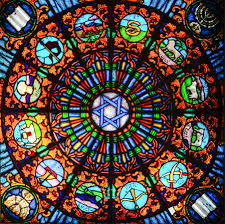 stained glass window free images architecture building religion material stained