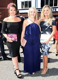 opening day of boodles festival at chester races liverpool echo