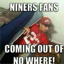 Niners Memes - can we like the niners and their fans greenbaypackers