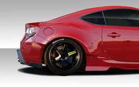 red subaru brz 13 16 subaru brz gt 500 duraflex full body kit 112486 ebay