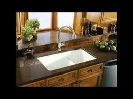 Ceramic Undermount Kitchen Sinks YouTube - Kitchen sinks ceramic