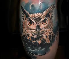famous owl tattoos ideas page 30 golfian com