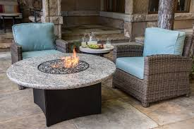 Granite Fire Pit by Oriflamme Gas Fire Pit Table Granite Fire Pit For Sale