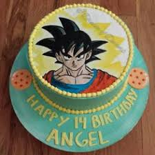 imagenes de goku para whats birthday cakes images dragon ball z cake dragonball on central