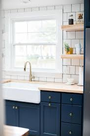 white kitchen cabinets with blue subway tile light blue subway tile kitchen white cabinets page 1