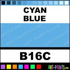 cyan blue original markers paintmarker marking pen paints b16c