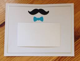 little man mustache bash themed baby shower fresh frippery