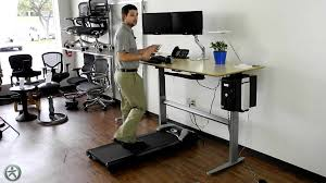 Standing Treadmill Desk by Healthier Working With Diy Treadmill Desk Babytimeexpo Furniture