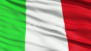 Flag Of Itali Flag Of Italy Royalty Free Video And Stock Footage