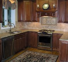 84 examples enchanting kitchen backsplash ideas cherry wood