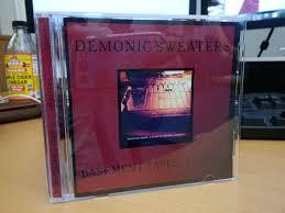 basement tapes a novel demonic sweaters