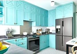 turquoise kitchen ideas and teal kitchen decor design awesome painted table ideas kitch