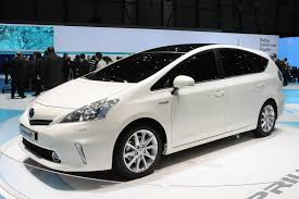 lexus ct200h vs prius toyota mulling a larger hybrid minivan than the prius v with