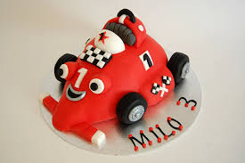 roary racing car cake u2013 beautiful birthday cakes