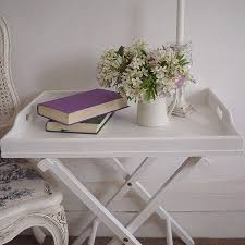 butler u0027s tray and stand by country cream notonthehighstreet com
