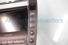 lexus es 350 navigation buy 600 2007 lexus es 350 navigation screen 86420 33030