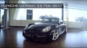 porsche cayman 2 9 pdk review porsche cayman techart black