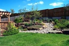 Landscaping Ideas For Slopes Landscaping Ideas For Sloping Gardens Elegant Sloping Garden