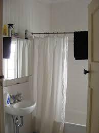 Restoration Hardware Shower Curtains Designs Curtain Rounded Shower Curtain Rod Tween Shower Curtain