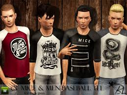 sims 3 men custom content sims 3 updates downloads fashion clothing male teen