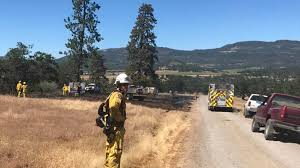 Eagle Point Oregon Map by Crews Respond To Grass Fire Outside Of Eagle Point U2013 Kobi Tv Nbc5