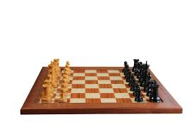 buy 1851 official staunton antiqued wooden chess set at official