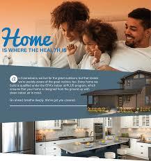 healthy new homes in denver co colorado home builder