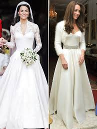 kate middleton dresses pippa middleton wearing two wedding dresses like kate middleton